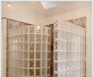 How to Install a Glass-Block Shower