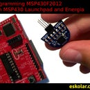 Programming MSP430-F2012 uC with Launchpad SBW