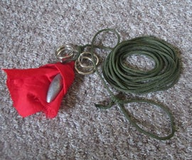 How to Make a Rope-Dart