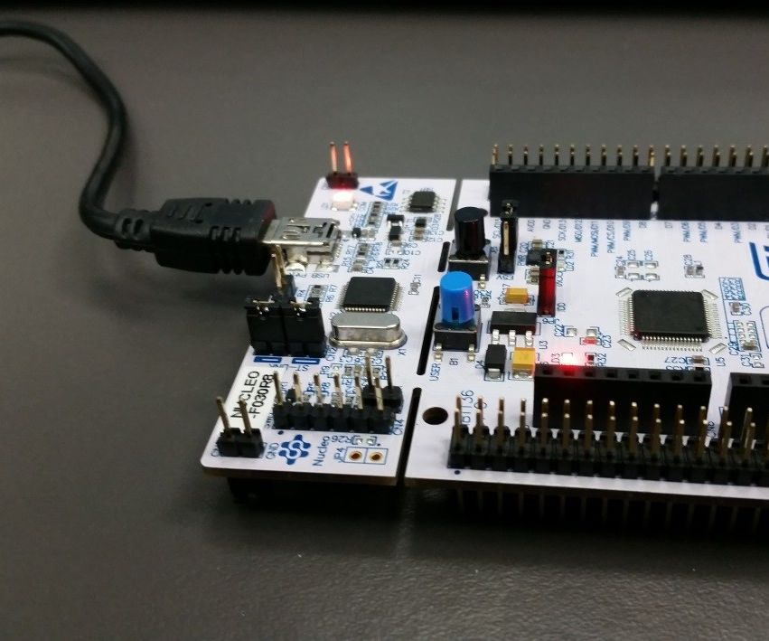 Quick Start to STM Nucleo on Arduino IDE: 4 Steps