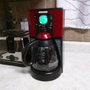 How to safely clean a coffee maker and pot.