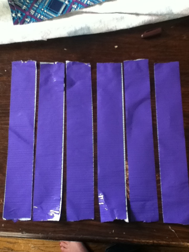 Picture of Create Second Set of Strips