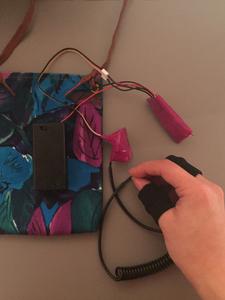 Bluetooth + GSR Sensor + Node-RED