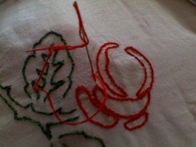 Stem Stitch Part 5
