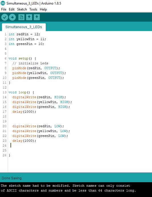 Picture of The Code: Simultaneous