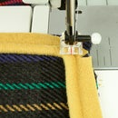 How To Make Fabric Covered Welt Cord from an Old Wool Jacket