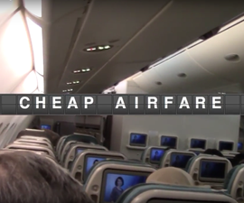 How to get absolutely cheapest airfare