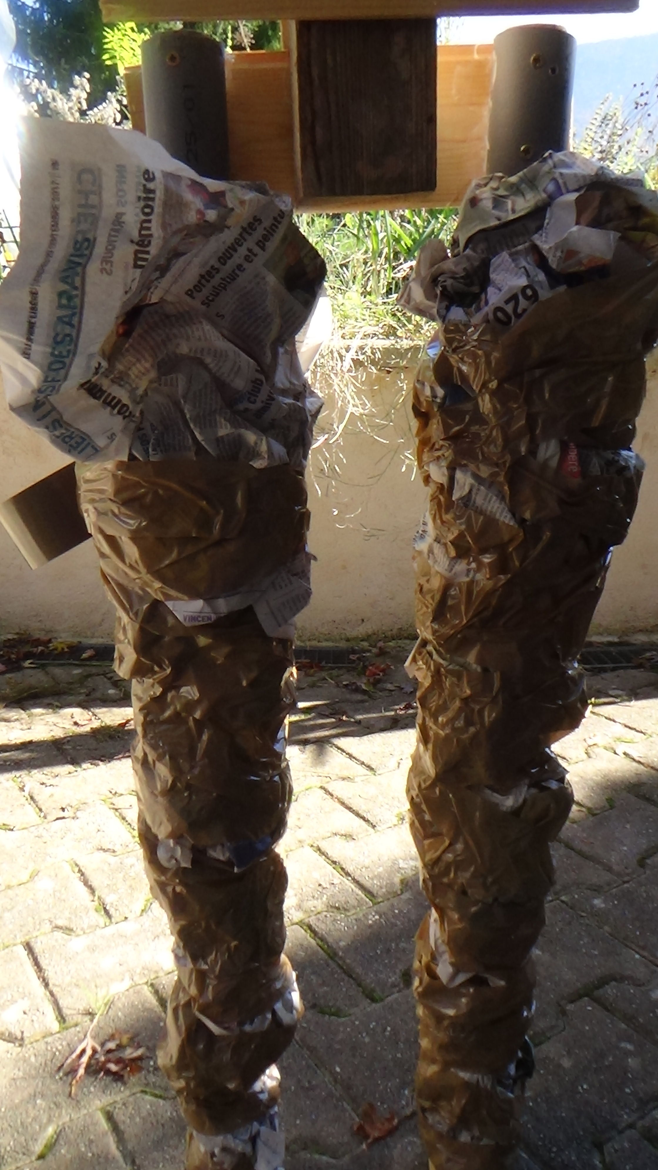 Picture of The Legs Padding