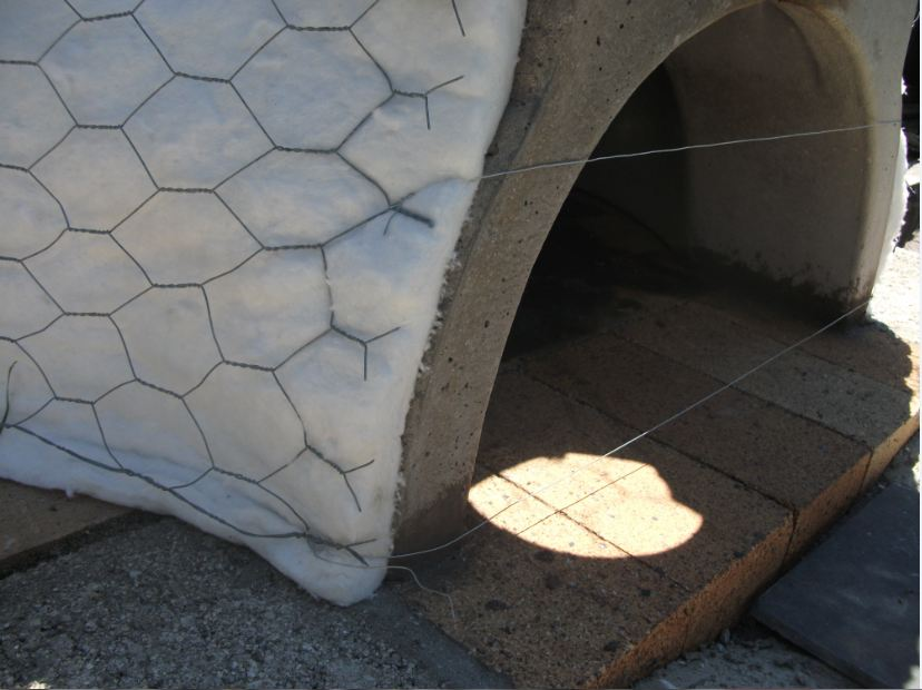 Picture of Chicken Wire Reinforcing Mesh.