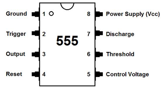 The 555 Circuit.