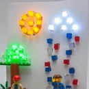 Lego Compatible Weather Tracker