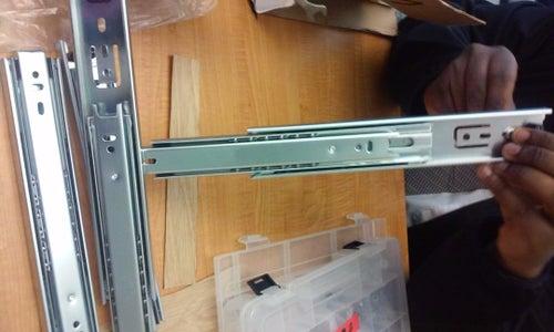 Collapsible Desk Organizer Step 1