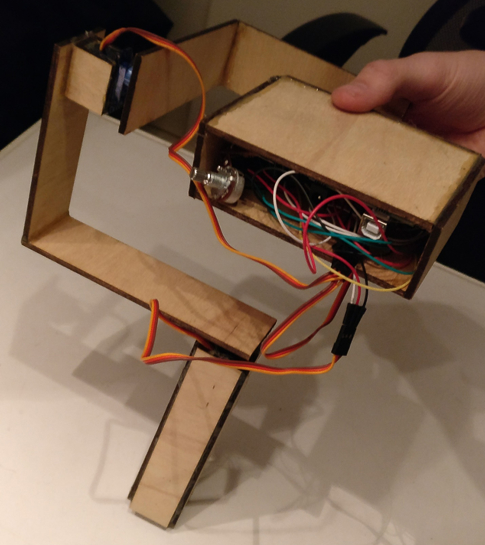 Picture of Arduino Camera Stabilizer DIY