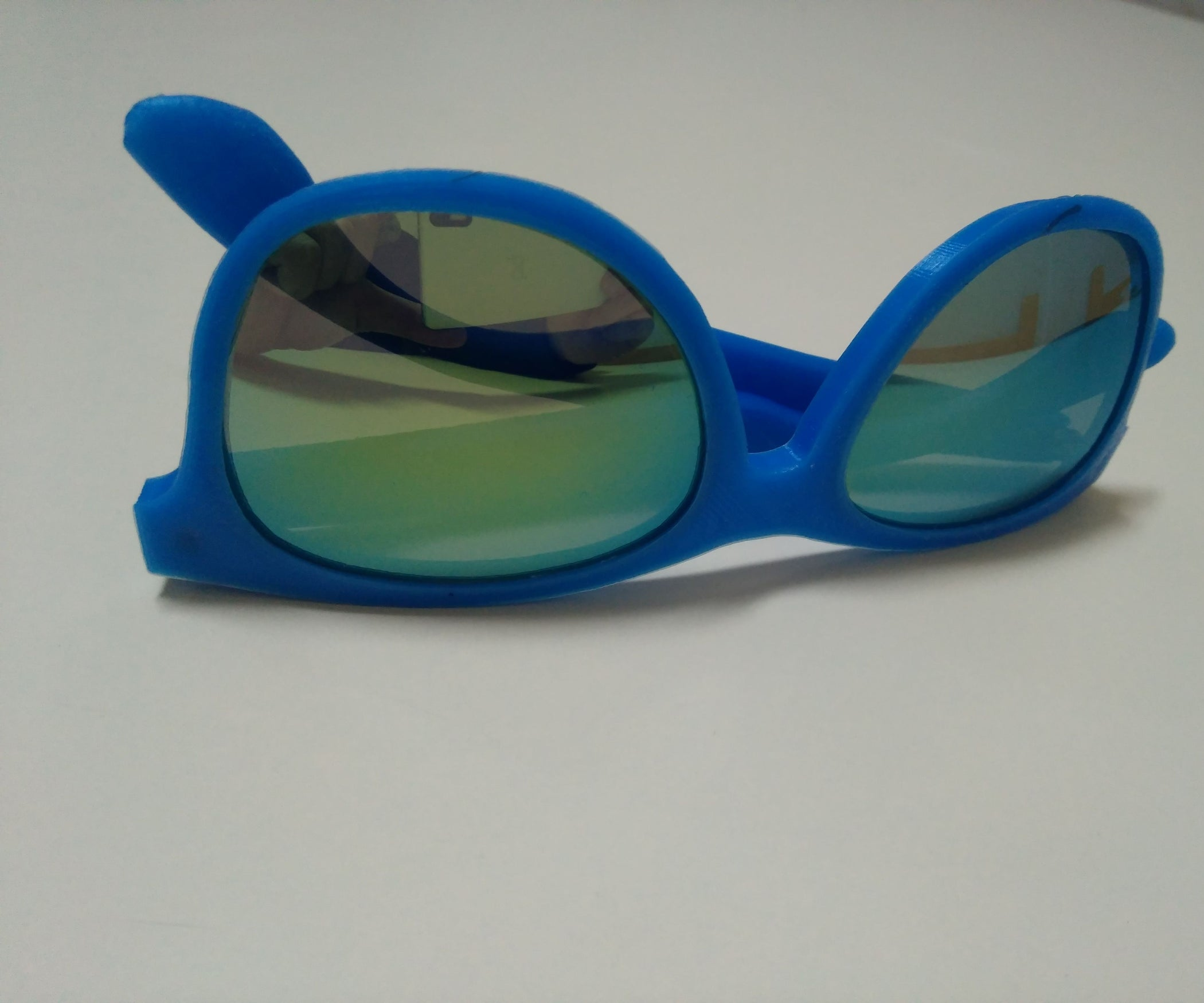 f53ee7ab48c4 3D Printed Sunglasses (Wayfarer Style)  7 Steps (with Pictures)