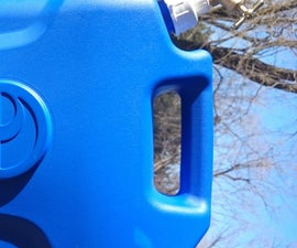 Camping 6 Gallon Water Container Faucet