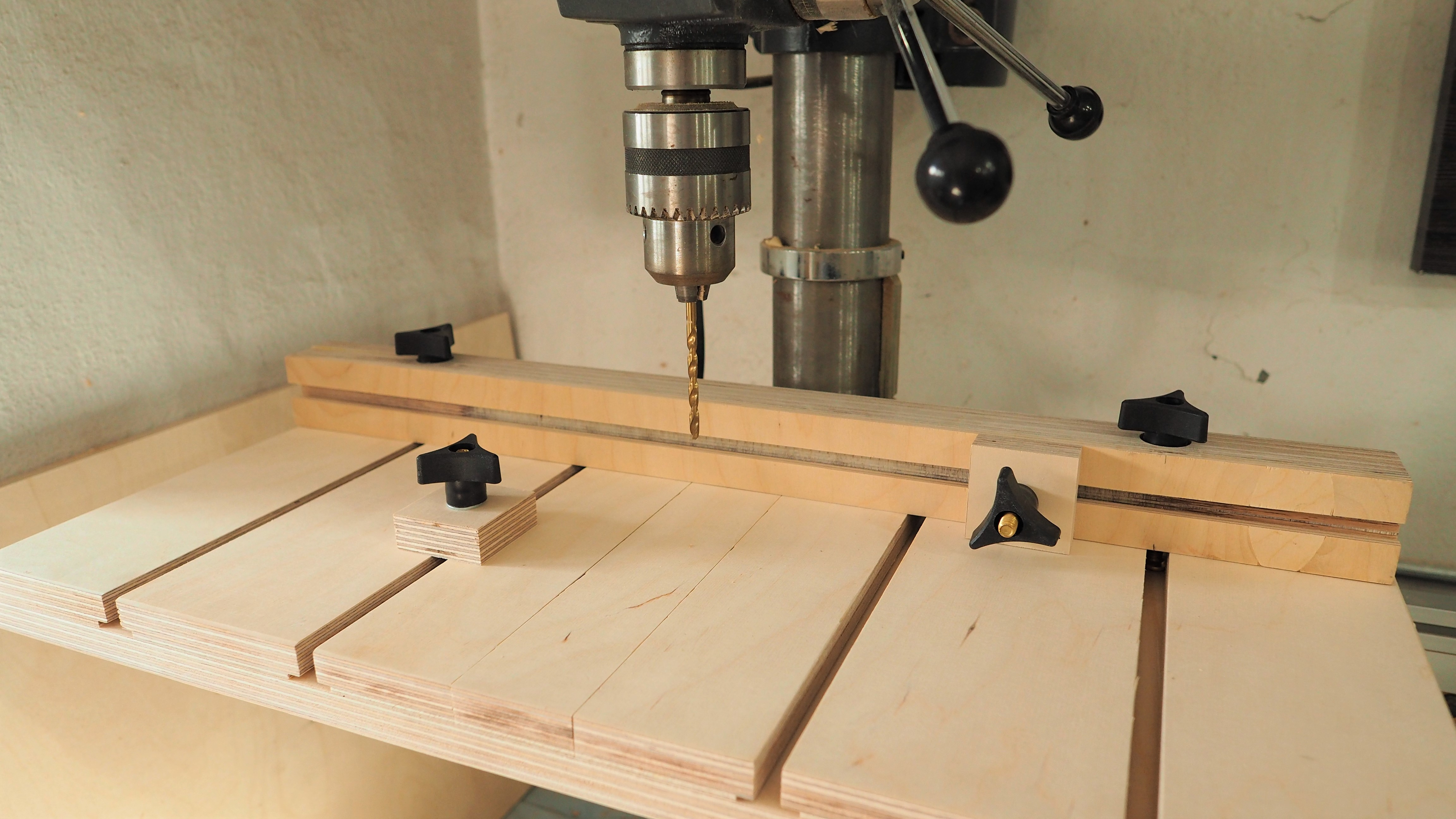 Picture of Drill Press Table