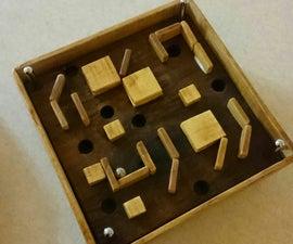 labyrinth wedding gift for ramona and roozbeh?