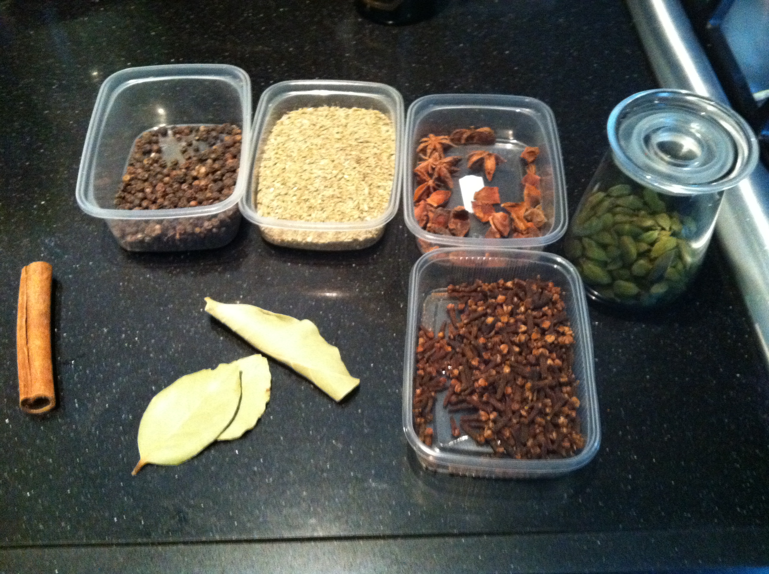 Picture of How to Make a Nice Spiced Tea (chai)