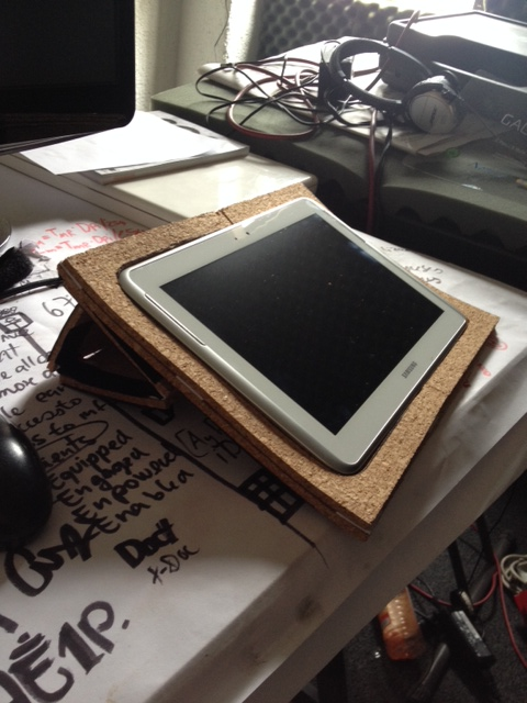 Picture of Case Para Tablet Con Corcho