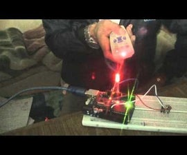 TV Remote Controlled RGB Led
