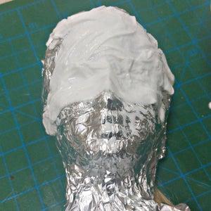 Making Paper Mask Part 1
