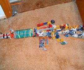 Knex M4 Carbine (True Trigger)