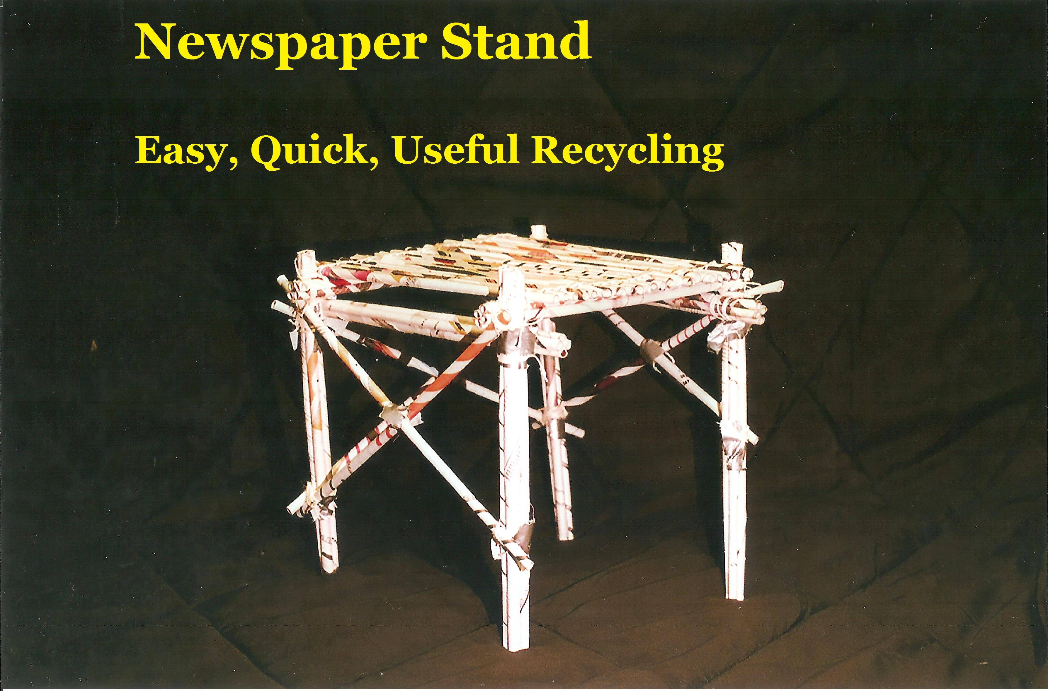 Picture of Paper Furniture