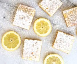 lemon bar recipe