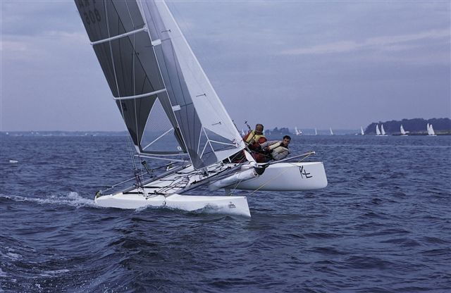 Picture of Why a Catamaran?