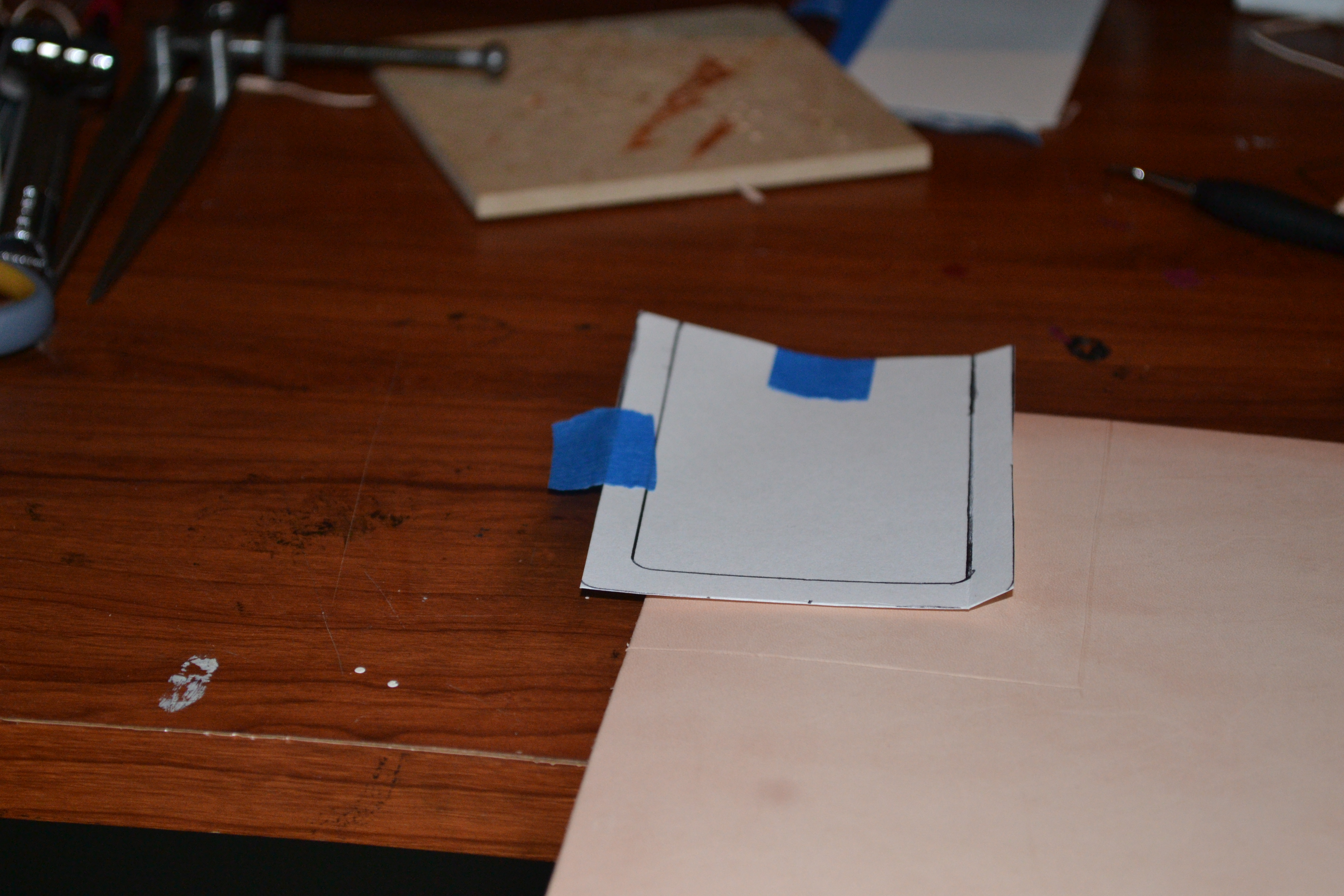 Picture of Cutting Out