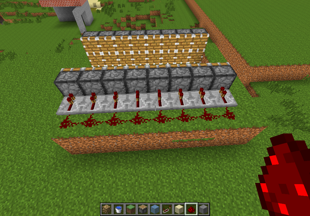 Picture of Step 8: Redstone.