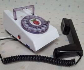 1970s Raspberry Pi Amazon AlexaPhone