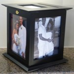 Picture of Photo Card Box for Weddings (or Other Congratulatory Events)