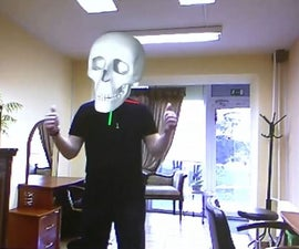 Augmented Reality and Kinect: Augmenting Skull and Iron Man Mask