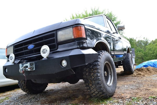 Redneck Bumper Build !!! Winch Bumpers for All!