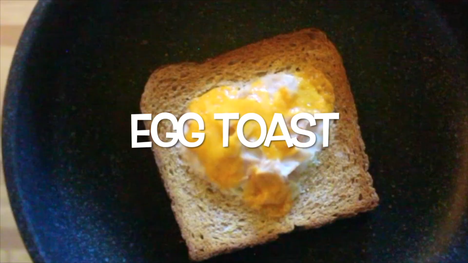 Picture of Make an Egg Toast!