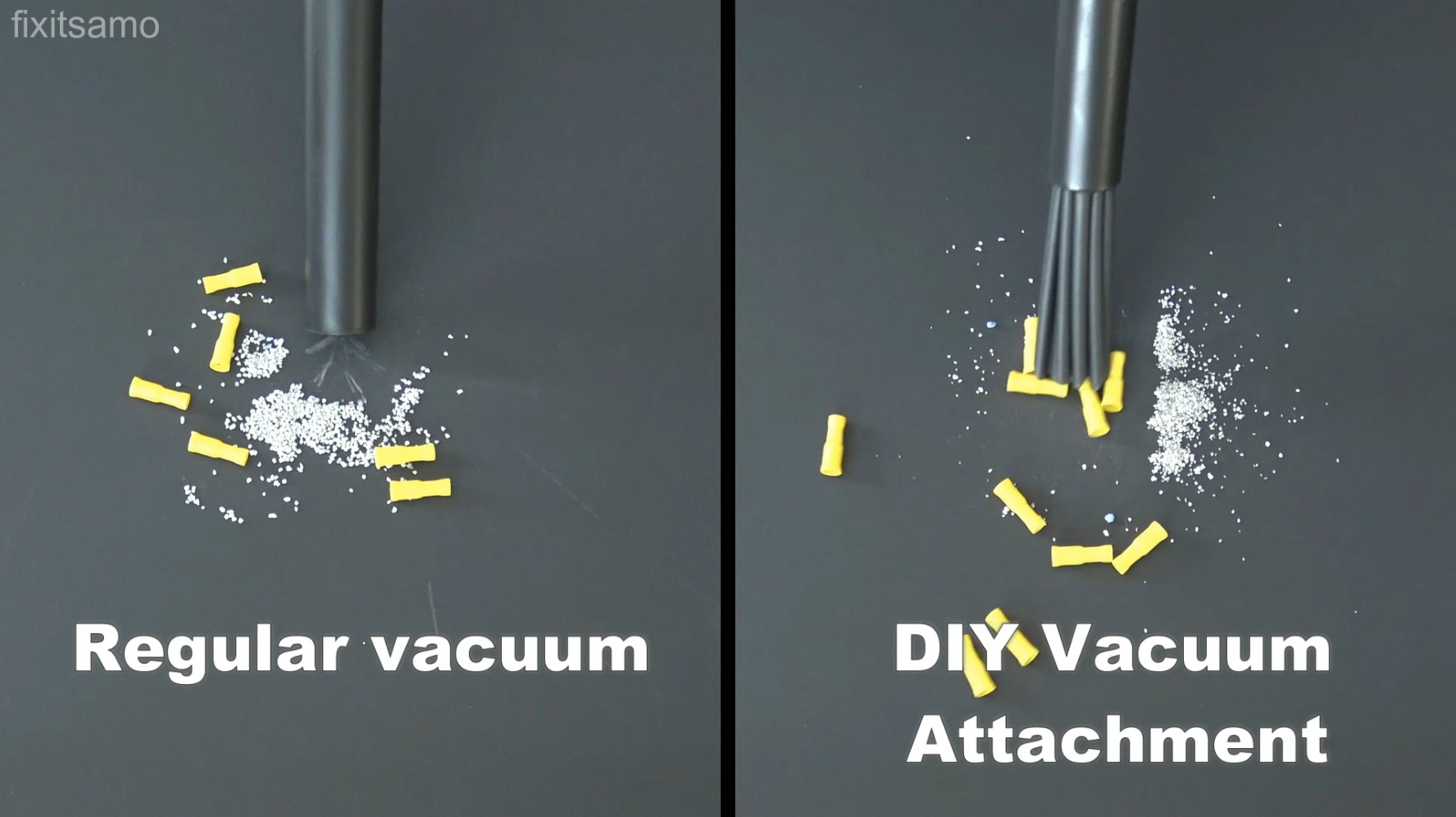 Picture of How to Make a Vacuum Attachment EASY - DIY Vacuum Extension Hack