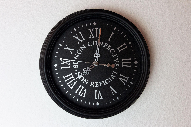 Picture of Lord Vetinari Clock