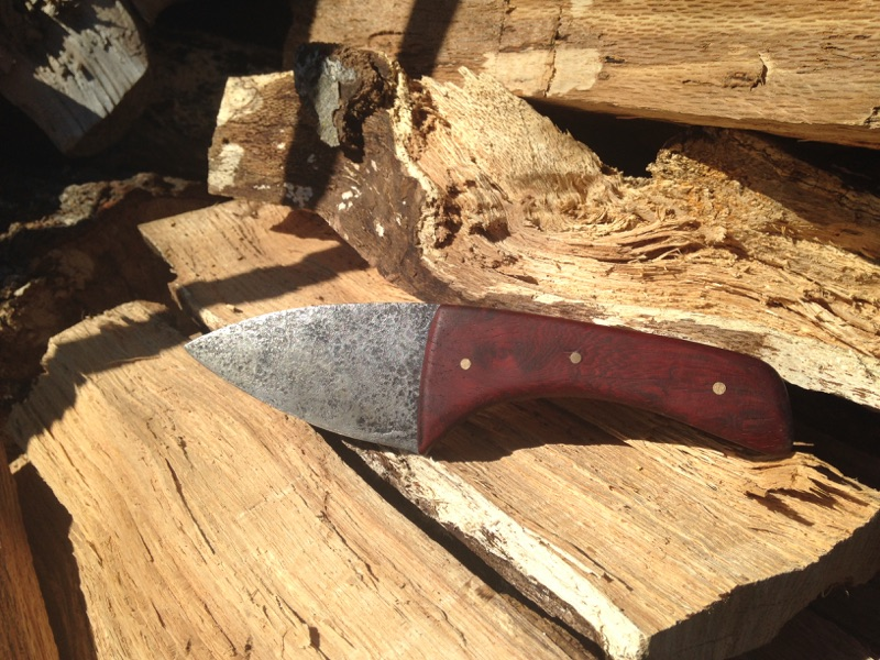 Picture of My Hand Made Kitchen Knife