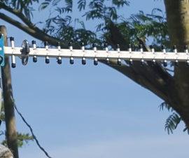 Long Range Wireless Repeater