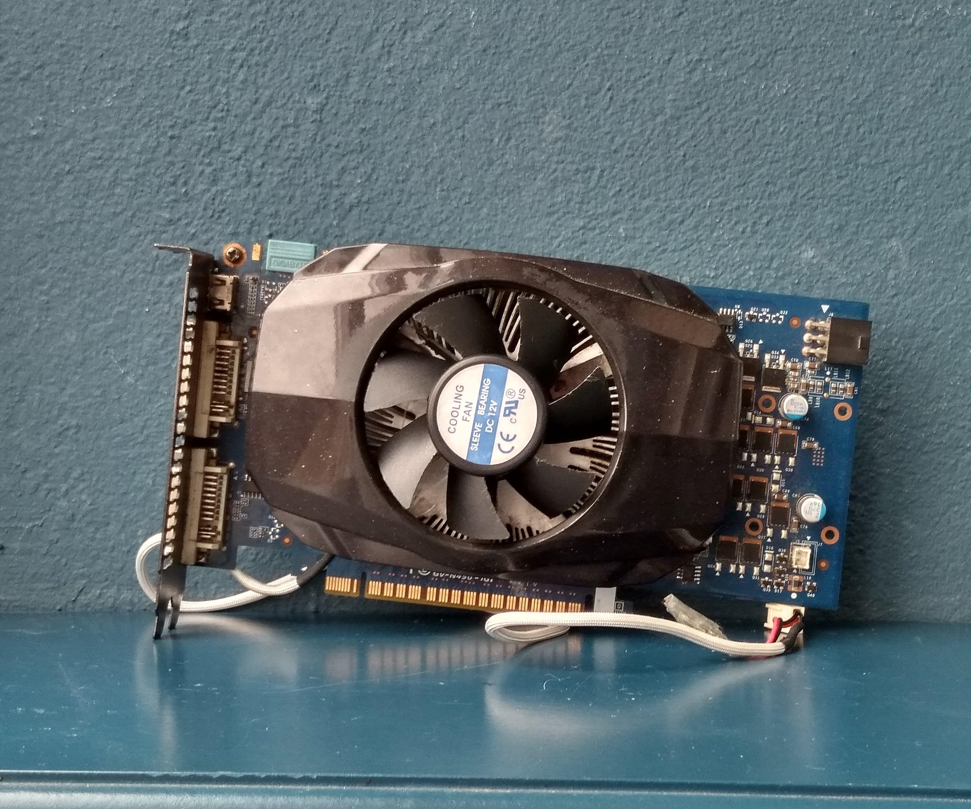 Fixing a Broken Nvidia GPU Fan: 5 Steps