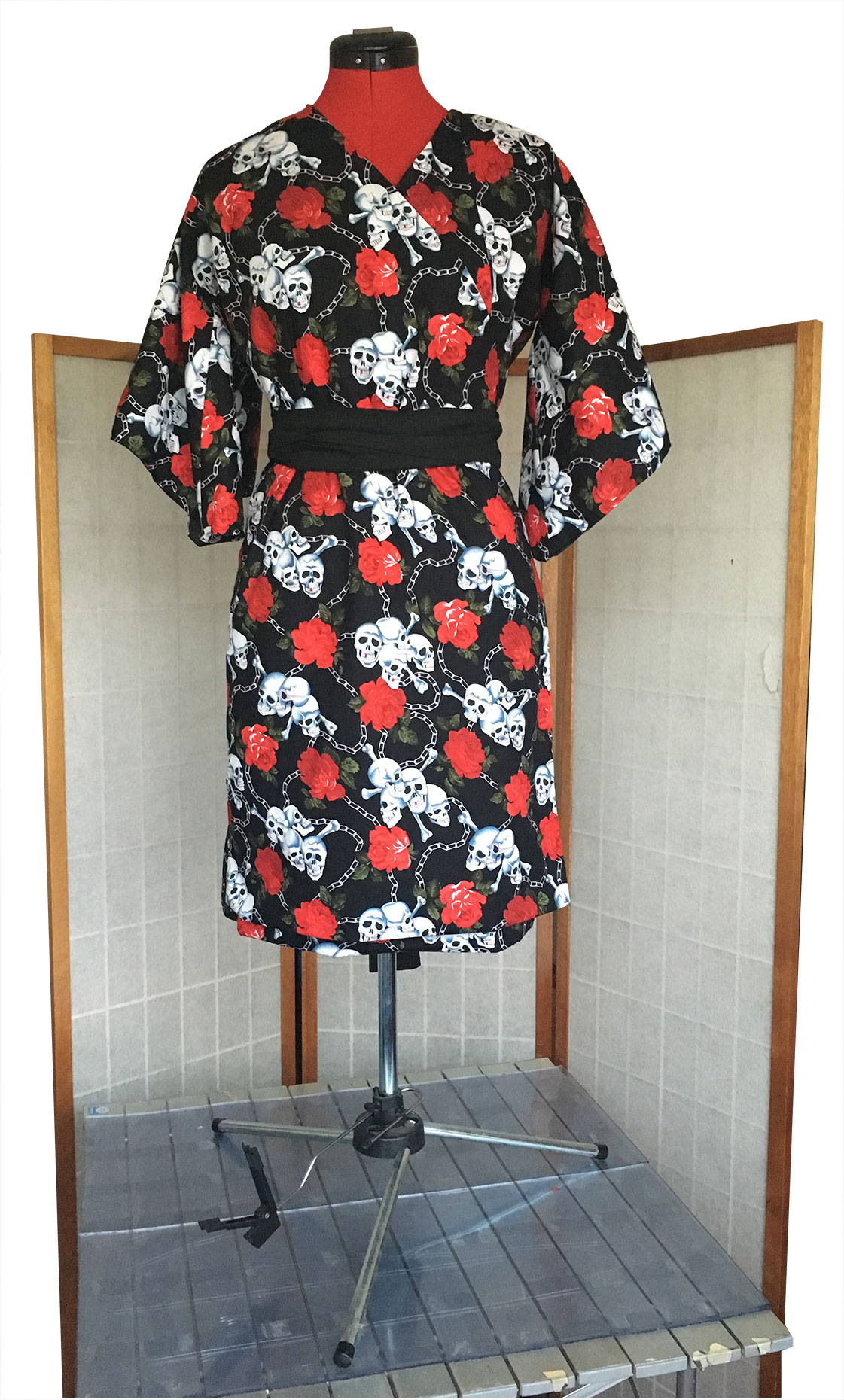 Picture of Faux Kimono