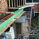 Dog Ramp for High Deck