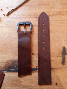 Making Your Shoulder Belts