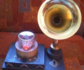 The Steampunk, Brain driven, story Teller