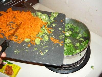 Add You Veggies!