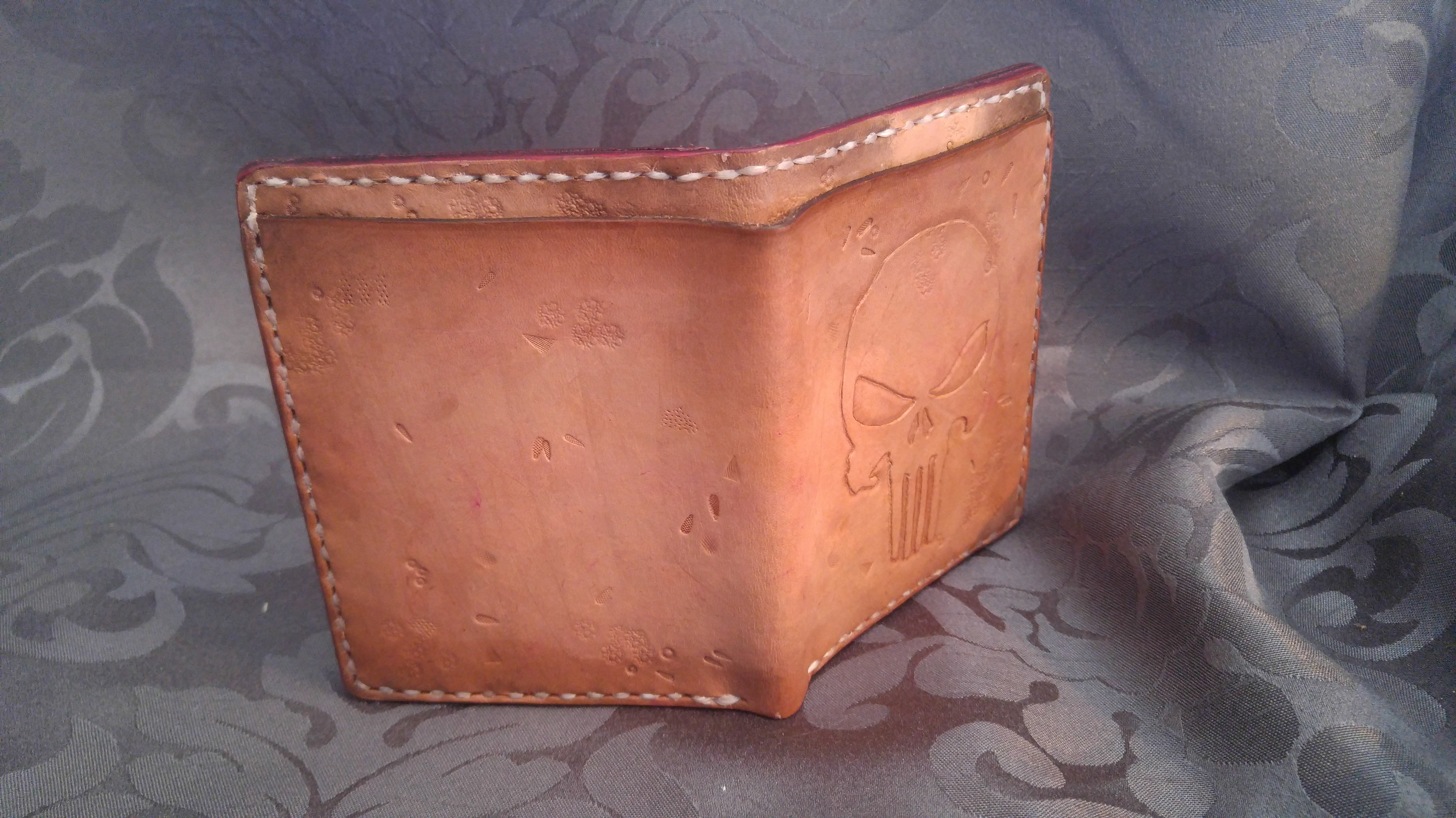 Picture of Hand Made Leather Wallet