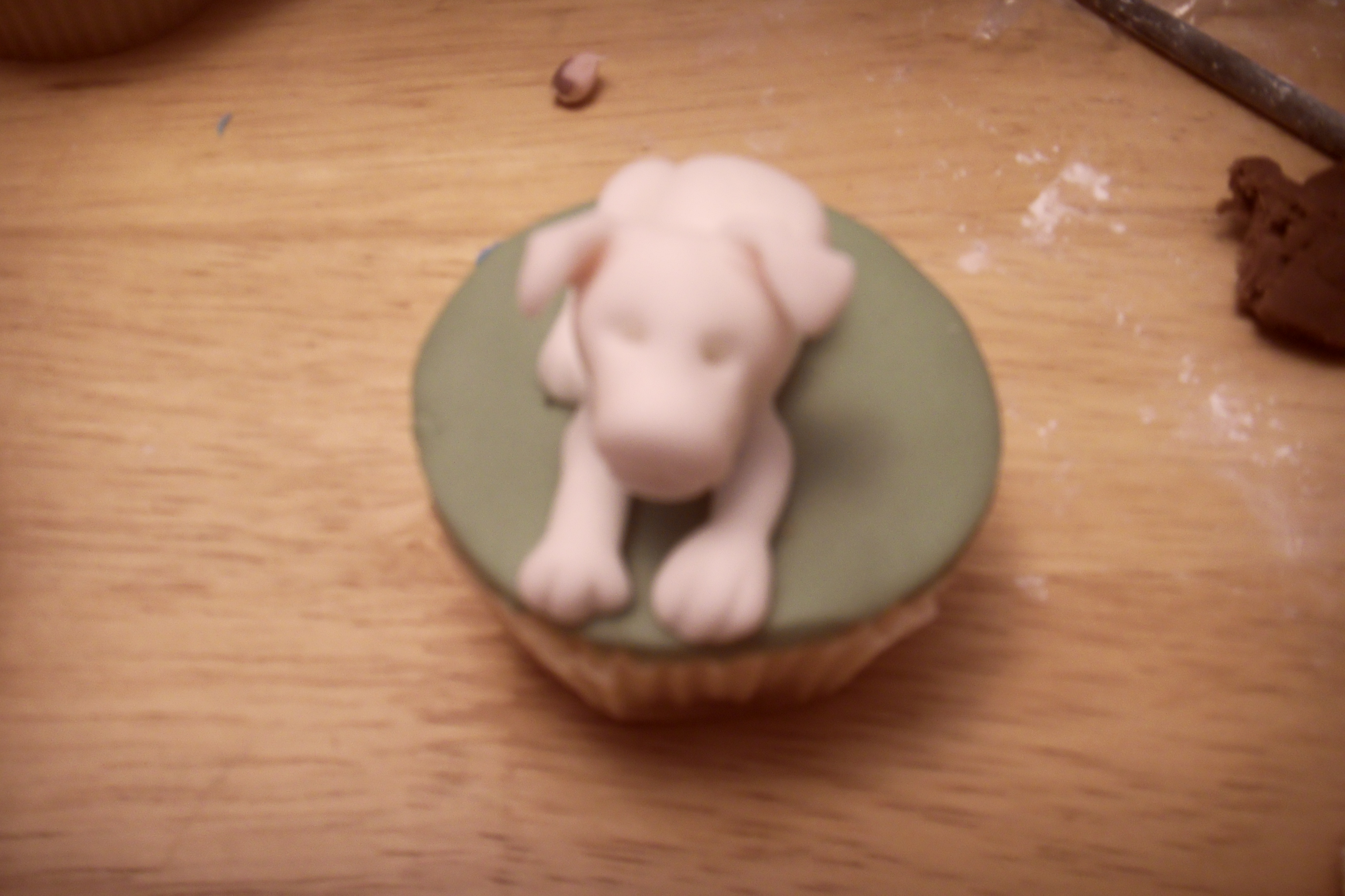 Picture of Dog Cake