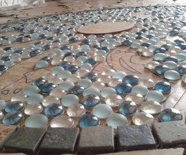Designing Your Mosaic Floor