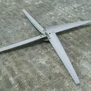 DIY: Simple, efficient wind turbine rotor